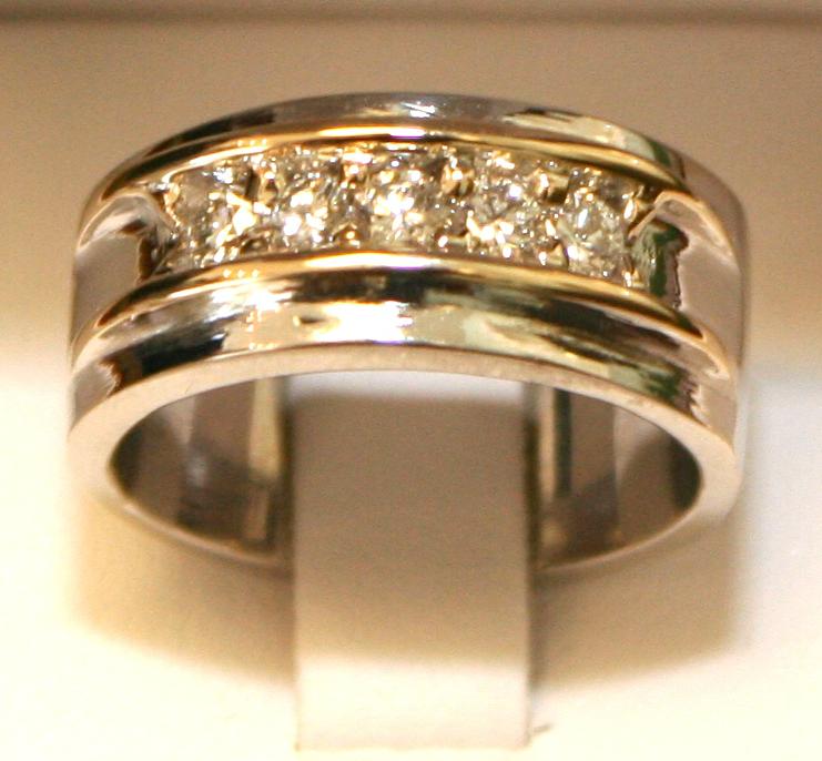 Custom Rings AAA Gold Silver and Diamond Exchange
